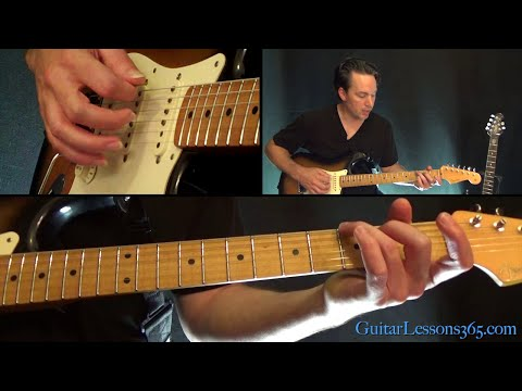 Zombie Guitar Lesson - The Cranberries | zombie chords