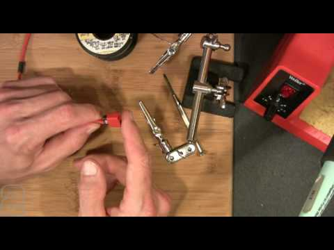 RC Flight Soldering - Part 2