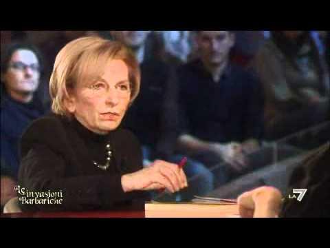 LE INVASIONI BARBARICHE – Daria Bignardi intervista Emma Bonino