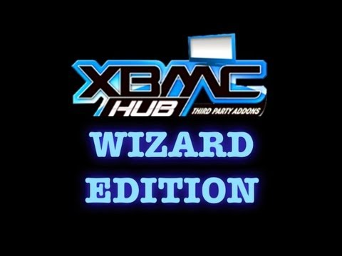 How to install the 'WIZARD EDITION' to your XBMC - 2014 EDITION