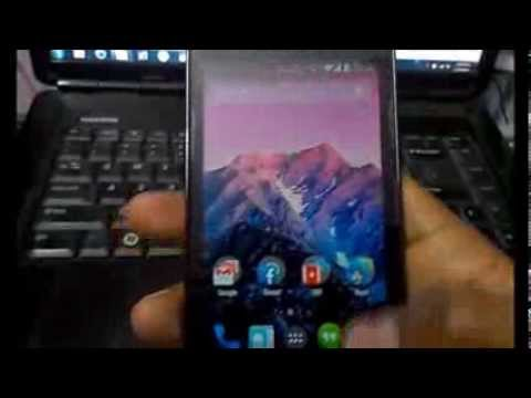 Samsung Galaxy R i9103 Running Android 4 4 2 Kitkat through OMNI/CM11 Custom ROM