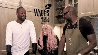 Dwyane Wade's Kitchen Convos Ep. 6: Appearance is Everything
