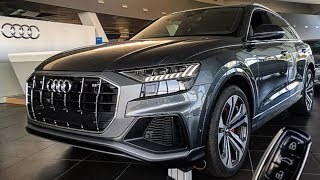 NEW AUDI Q8 S line 2018 in depth review (Exterior & Interior details)