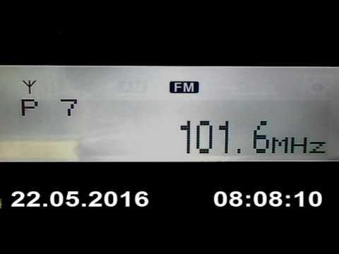 DX FM Radio Antena Bor and RTS RB 202 Ovcar Serbia in Craiova RO