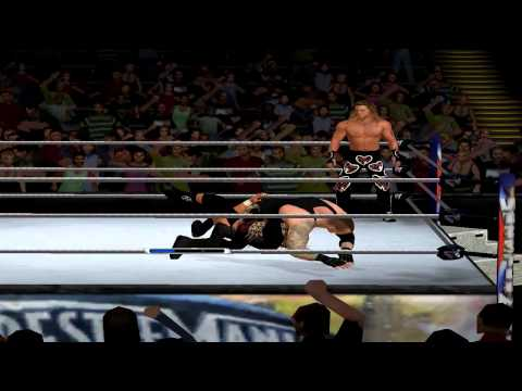 WWE 13 PC Triple H vs. The Undertaker Special Referee Shawn Michaels