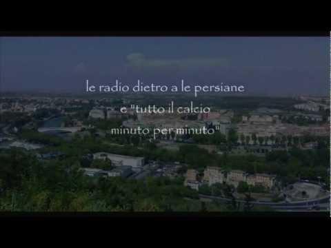 Tutto il Calcio Minuto per Minuto + Testo / Claudio Baglioni - La Vita è Adesso