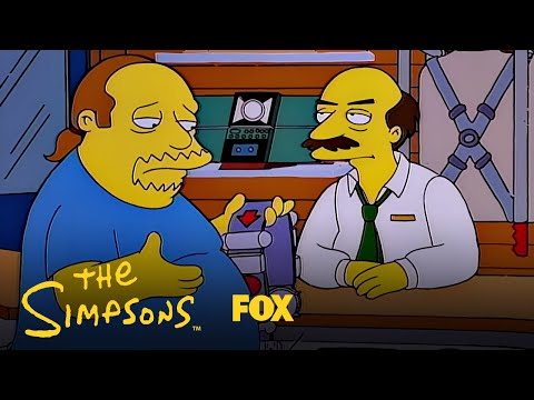 The Simpsons Comic-Con Tips: Tip #1 | THE SIMPSONS