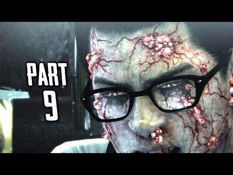 The Evil Within Walkthrough Gameplay Part 9 - Joseph Oda (PS4)