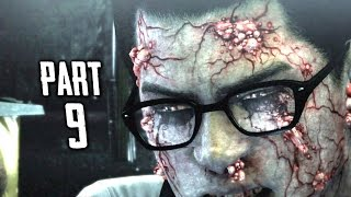 The Evil Within Walkthrough Gameplay Part 9 - Joseph Oda (PS4)