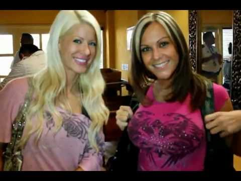 Angolina Love & Velvet Sky Sending Shouout to REXARUBA.COM By Rex-Events & Entertainment