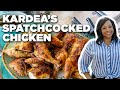 Kardea Brown Cooks Spatchcocked Chicken | Food Network