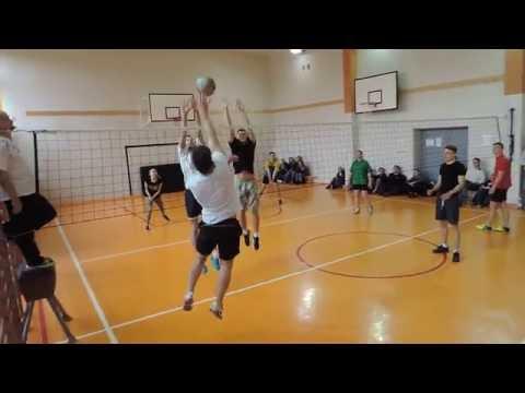 Szkolne Igrzyska Sportowe 2016 - Finał Siatkówki