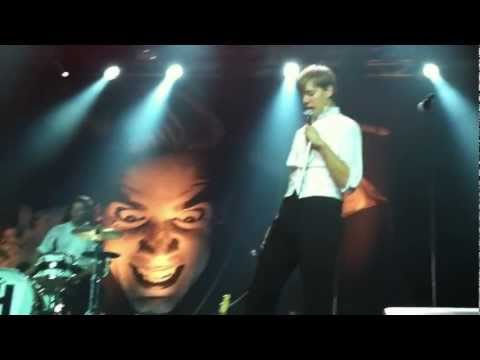 The Hives - Tick Tick Boom live Music Way
