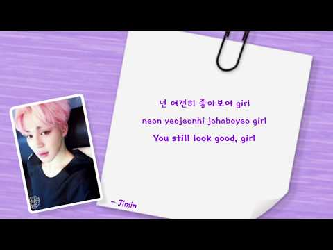 BTS (방탄소년단) - I Like It Pt.2 (좋아요 Pt. 2) (Korean Ver.) (Color Coded Han/Rom/Eng Lyrics)