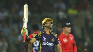 IPL 8 DD vs KKR: Captain's Knock from Gautam Gambhir