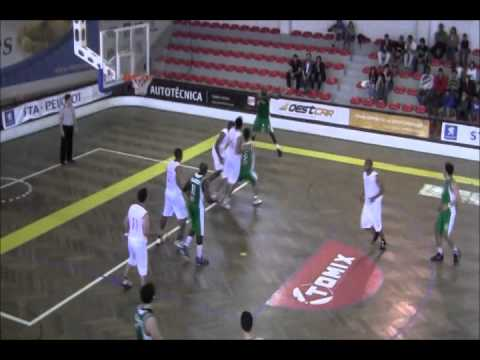 Final Play-Offs: F�SICA x ALG�S (Jogo 3)