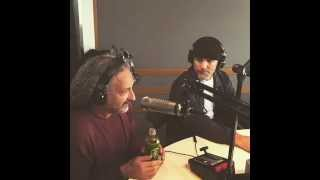 Faith No More (Mike Bordin and Jon Hudson) Japanese Radio Interview, Part1