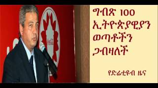 DireTube News - Egypt's Ministry Of Youth Organizes Camp For 100 Ethiopians