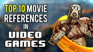My Top 10 Movie References in Video Games