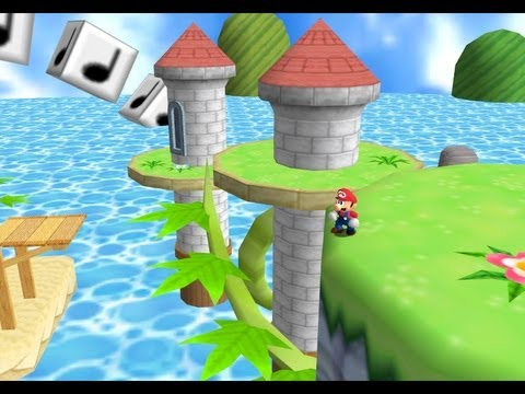 Super Mario Star Road 2: Sound-Step Seas [Preview 1]