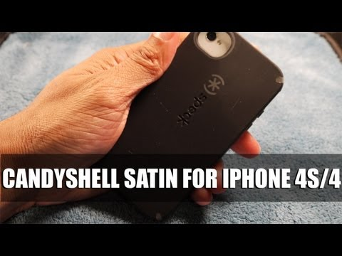 Speck Candyshell Satin Review for iPhone 4S/4