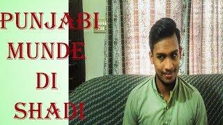 Punjabi Mundy Di Shadi || Wahiyat Vines