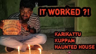 Talking To Spirits With Ouija Board ( DO NOT TRY )   Ghost Vlog   simply sarath  