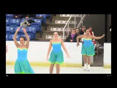 Capital Ice - Synchronized Ice Skating Team (2012-13 Season)