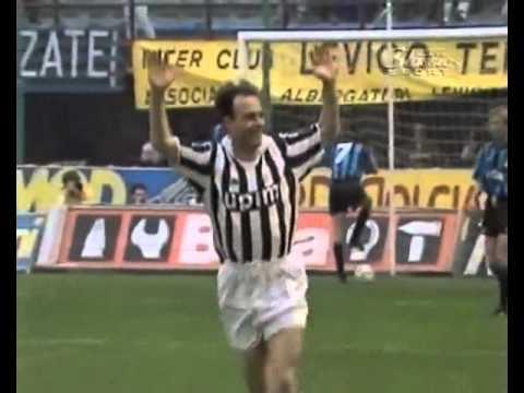 30° Giornata del Campionato 1991/1992 Goals : 30' R.Baggio (Juventus) 37' R.Baggio (Juventus) 54' S.Schillaci (Juventus) 67' D.Fontolan (Inter)