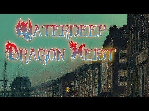 Waterdeep: Dragon Heist Ep 8 - Zhentarim Dery