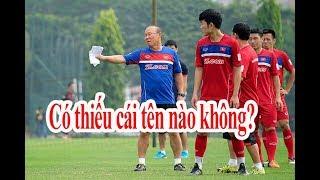 Những cầu thủ Việt Nam chắc suất tham dự King's Cup 2019: Sự trở lại của Tuấn Anh?