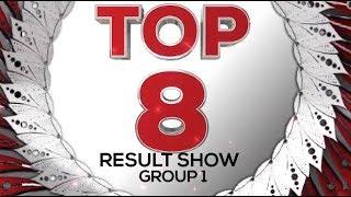 Download Lagu Top 8 Group 1 Result Show, Malam Ini! 19 April 2018 Gratis STAFABAND