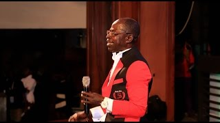 Amakye Dede sings for Paa Kwesi Nduom @ GN Bank Awards