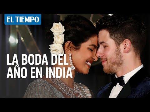 Priyanka Chopra y Nick Jonas se casaron | EL TIEMPO