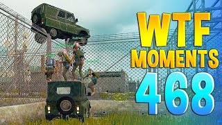 PUBG Daily Funny WTF Moments Highlights Ep 468