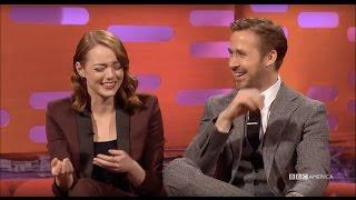 "Emma Stone Chose ""Labyrinth"" Over Ryan Gosling  - The Graham Norton Show"