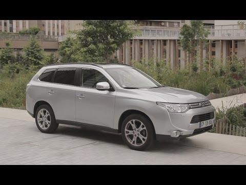 Essai Mitsubishi Outlander 2.2 DI-D 150 4WD BVA6 Instyle 2013