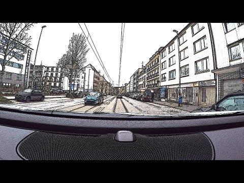 Покатушки по немецким улицам
