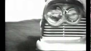 Classic Car Commercial   1957 Plymouth Suddenly its 1960