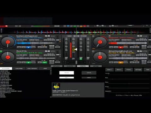 Descarga la ultima version del Virtual DJ Home 7.0.5 Crack Serial  2012
