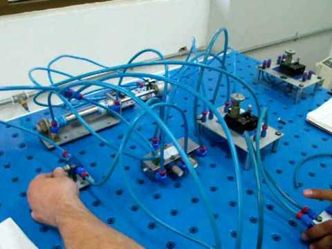 Circuitos hidraulicos y neumaticos basicos