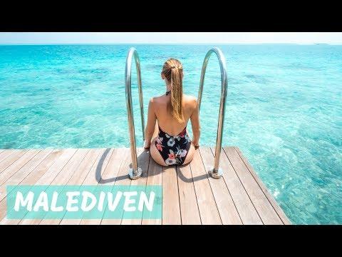 Best of Malediven 2018 • Highlights unserer ersten Malediven Reise