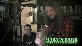 Mary's Bard -It Never Rains In Southern California @Mary's Irish Pub