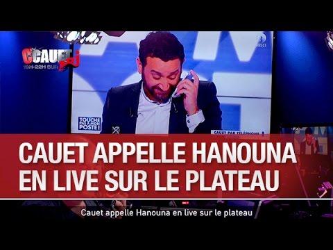 Cauet appelle Hanouna en live sur le plateau - C'Cauet sur NRJ