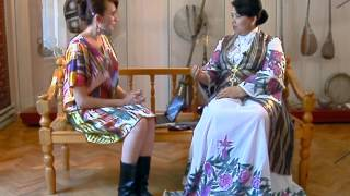 Film by Kamola Ikramova about Uzbek national folklore