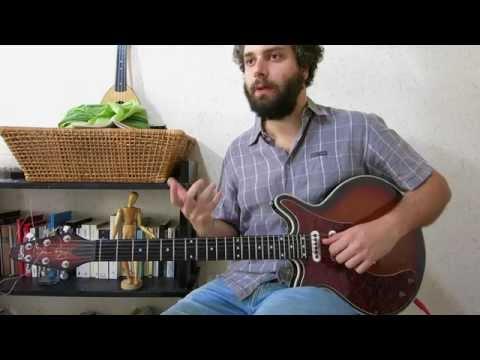 Comment Jouer La Cover De Sunny à La Guitare Par Dorian Chamoin?