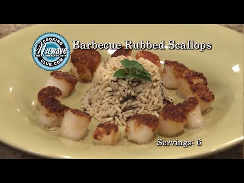 How to cook Barbecue Scallops with the NuWav Oven