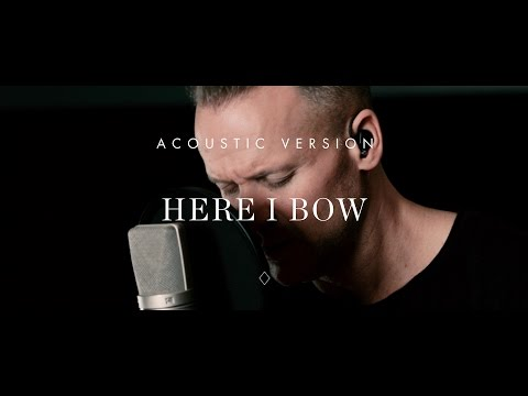 Here I Bow (Acoustic) - Brian Johnson | After All These Years