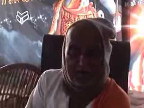 01  Satguru Shankar Pandurang Dagade Maharaj, Andori Between Lonand And Shiraval. video