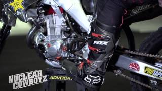 Nuclear Cowboyz - Tricked Out with Nuclear Cowboyz Rider, Mike Mason